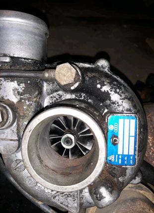 Турбина насос и блок на Volkswagen