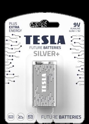 Первинні елементи та первинні батареї TESLA SILVER+ Крона