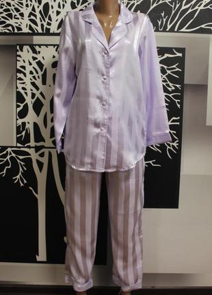 Атласная пижама yilizhiyi в идеальном состоянии m