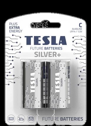 Первинні елементи та первинні батареї TESLA BATTERIES SILVER+ C