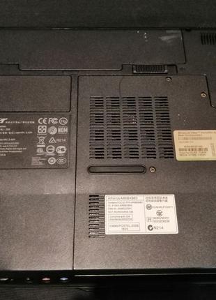 Ноутбук Acer Aspire 4520G