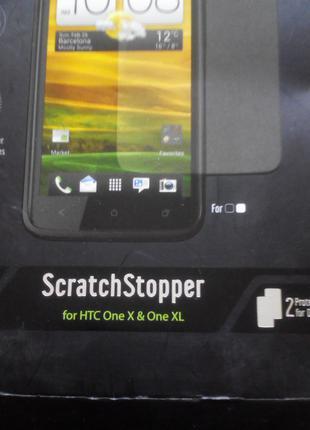 Защитные пленки для HTC One X One XL