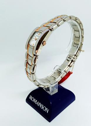 Женские наручные часы Romanson романсон  RM7240 кварцевые часы