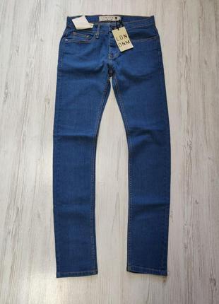 🎈нас 10 тысяч🎈happy sale🎁    мужские синие джинсы скинни на пу...
