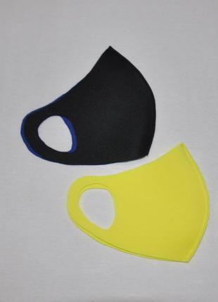 Многоразовая, защитная маска питта для лица. не медицинская!