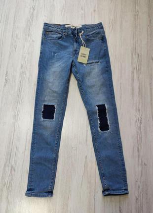 🎈нас 10 тысяч🎈happy sale🎁  мужские джинсы супер скинни с потёр...