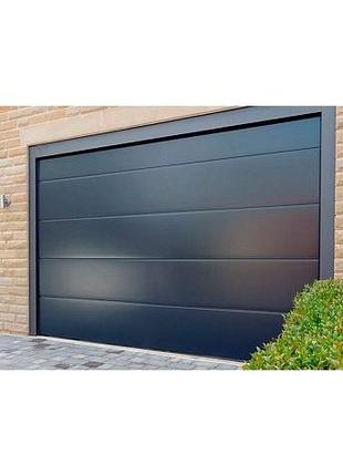 Ворота для гаража Trend 2500х2500 с сэндвич-панель