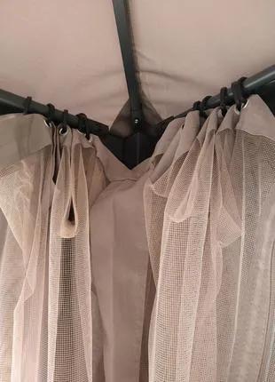 Комплект москитная сетка для павильон беседка шатер палатка альта