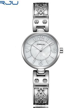 Часы наручные женские CRRJU Grey M020