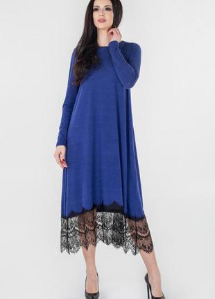 Нарядное платье трапеция ,размер 52-54