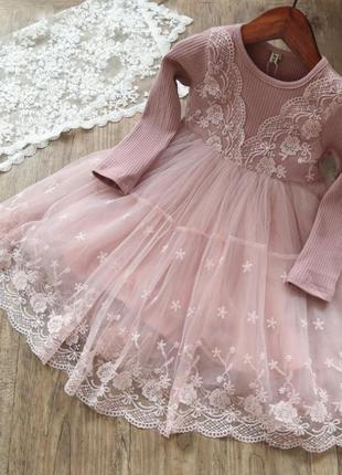 ✍🏻шикарное нарядное платье