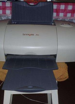 Принтер Lexmark Z45 в идеальном состоянии!