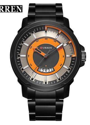 Часы наручные мужские CURREN Orange M132