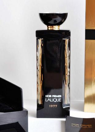 Lalique Fruits du Mouvement 1977_Оригинал Parfum 3 мл_затеcт