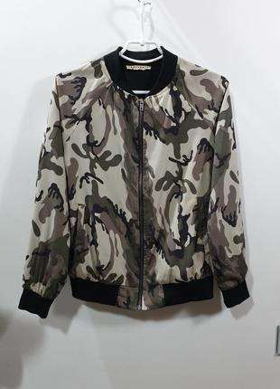 Куртка бомбер ветровка innocence
