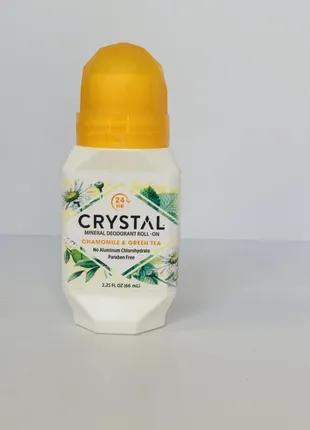 Мінеральний антиперспирант , crystal deodorant