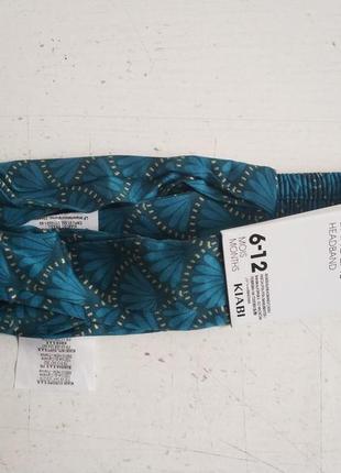 Детская повязка на голову  французского бренда kiabi европа ор...