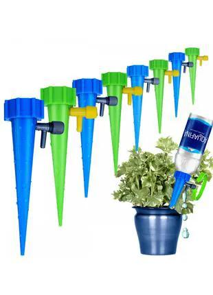 Автополив домашних растений(горшков), ленивый полив цветов,