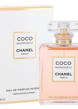 Женские духи Chanel Coco Mademoiselle 100 мл Турция Реплика