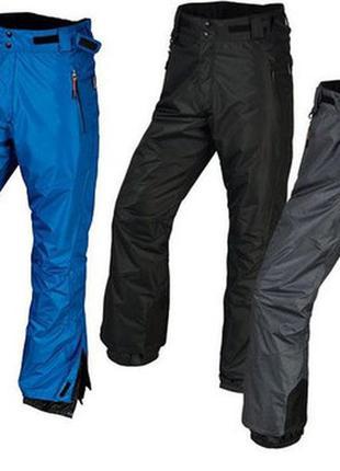 Теплые лыжные штаны с пропиткой teflon ecoelite 56 crane techt...