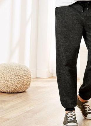 Теплые штаны джоггеры на флисе xl 56-58 livergy германия