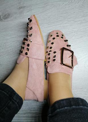 #розвантажуюсь балетки туфли