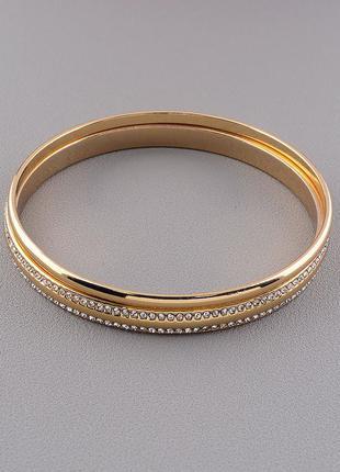 Набор браслетов  'fj' сrystal 17 см.  0894030
