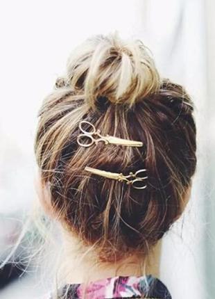 Для парикмахера-стилиста заколочка