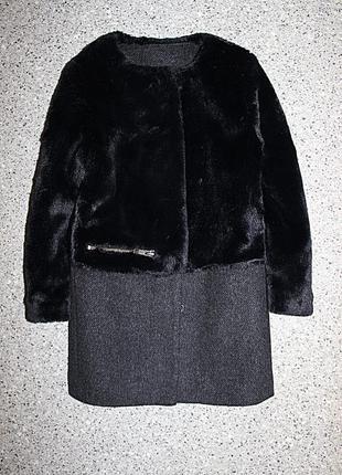 Пальто демисезон одежда 3-4 года next