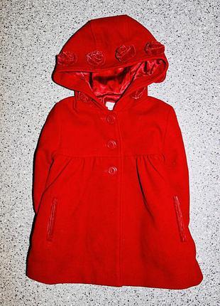 Пальто 2-3 года monsoon