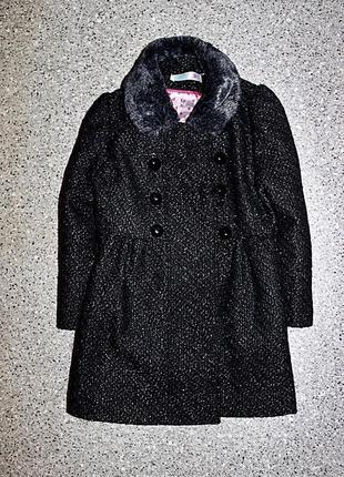 Пальто 3-4 года