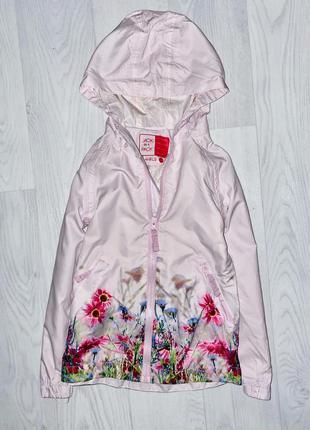 Куртка ветровка 5-6 лет