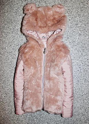 Деми куртка 2-3 года