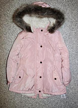 Куртка парка 2-3 года