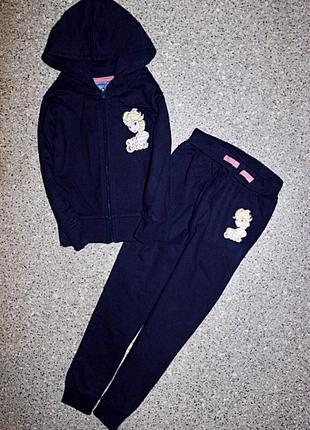 Комплект костюм frozen эльза