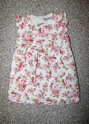 Платье mayoral 1-2