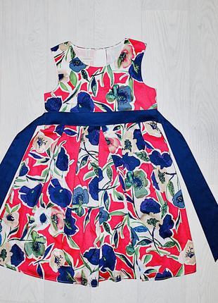 Платье 8-9 лет monsoon