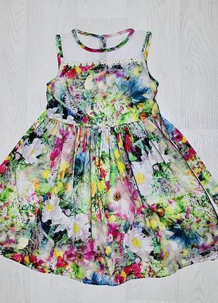 Платье 7-8 лет