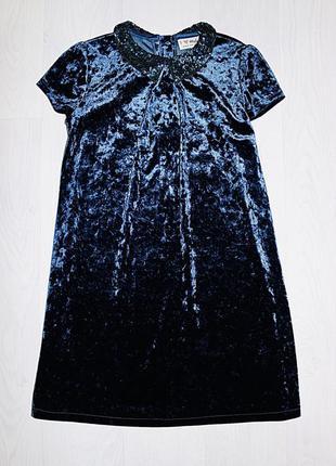 Платье 6-7 8-9 лет next