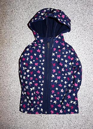 Куртка демисезон soft shell 3-4