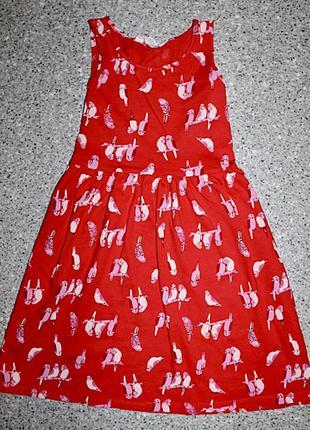 Платье 8-10 h&m