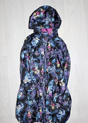 Куртка ветровка пальто frozen