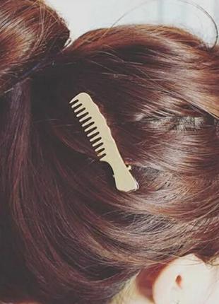 Заколочька для стилиста-парикмахера