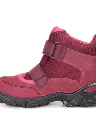 Ботинки ecco snowboarder gore-tex. оригинал