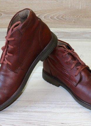 Ботинки cat caterpillar . usa. оригинал. размер 44.