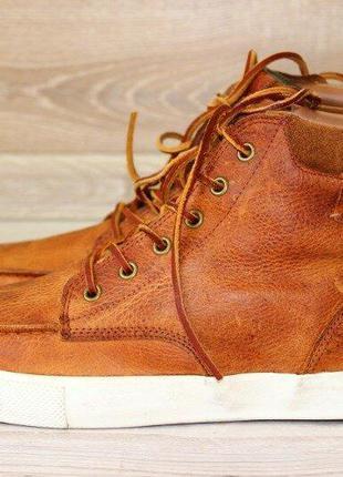 Ботинки polo ralph lauren. оригинал. размер 43.