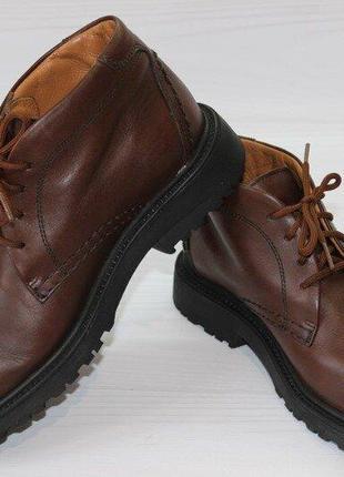 Ботинки clarks. размер 41. оригинал.