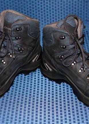 Ботинки lowa renegade goretex mid. оригинал. размер 46,5