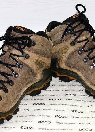 Ботинки ecco terra vg dhaka goretex. оригинал. размер 41.