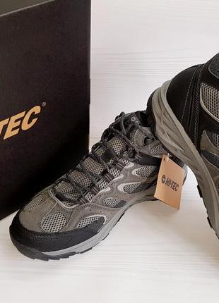 Ботинки hi-tec wild-fire waterproof mid. англия. оригинал р-ры...